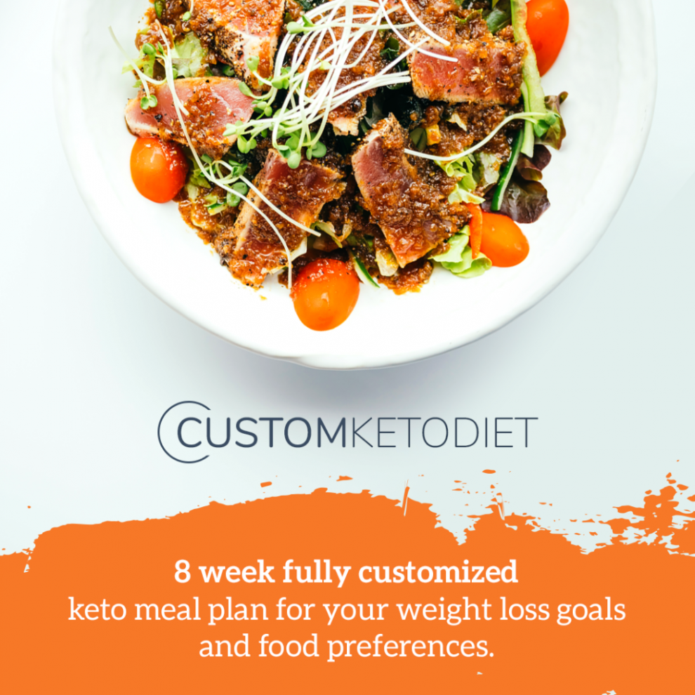 custom keto diet plan reviews